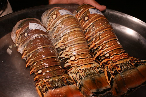 Lobster Tail Sizes