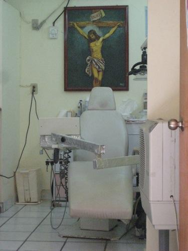 Mexican Dentist Chair