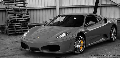 ferrari f430 sound. Ferrari F430 F1 Coupe - Sounds