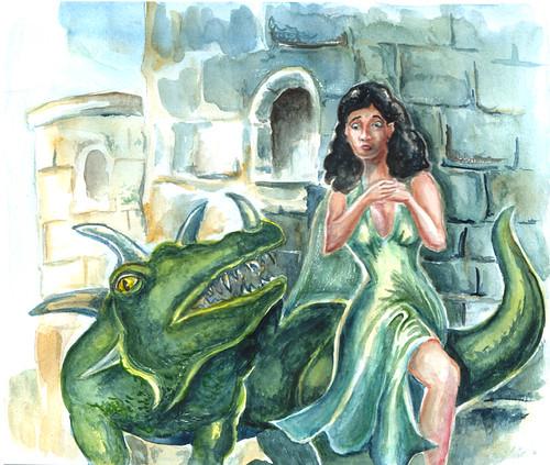 dragonwoman