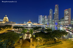 The Singapore Parliament & CBD view (Ragstatic) Tags: life city longexposure travel cruise light sky people holiday color tourism architecture night composition buildings river relax landscape lights design photo google search construction nikon singapore asia exposure view nocturnal skyscrapers nightshot heart rags perspective culture visit tourist calm explore photograph destination serene cbd fp nocturne dri boatquay singapura trishaw clarkequay centralbusinessdistrict blending fp8 singaporecityscape singaporeparliament uniquelysingapore singaporecbd d700 singaporelandscape singaporeview