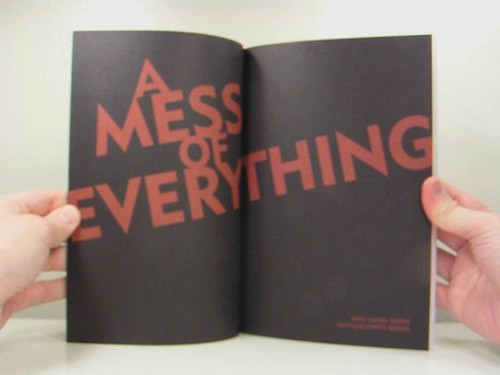 A Mess of Everything by Miss Lasko-Gross - video preview