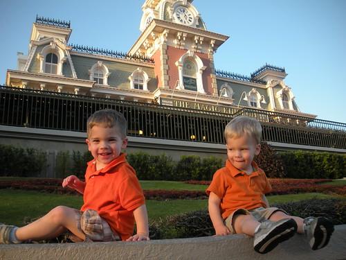 Disney Trip 2009