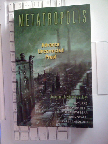 Metatropolis ARC