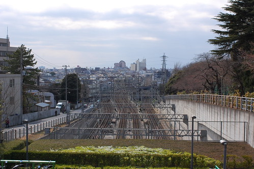 Ookayama Station, Meguro and Oimachi line