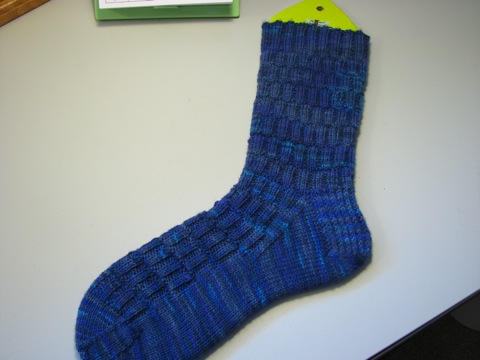 Gentleman's Fancy Sock 1