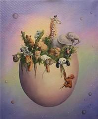 Huevo cosmico