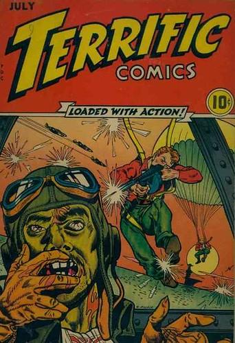 Terrific comics 4 (1944)