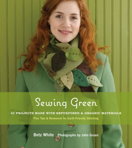 Sewing Green Cover