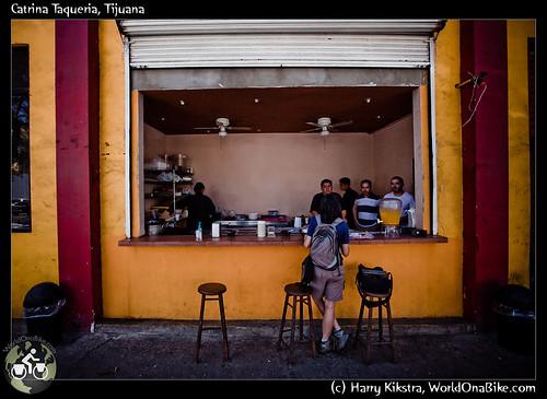 Catrina Taqueria, Tijuana