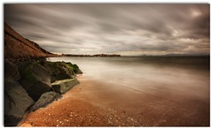 Pettycur Bay - Fife (blue fin art- 2 Million Views. Thank You!) Tags: longexposure sea water scotland waves fife sigma forth pettycur pettycurbay nd10