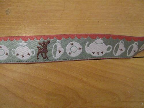 cute ribbon!