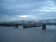 สะพานพระราม ที่ ๗ BANGKOK THAILAND