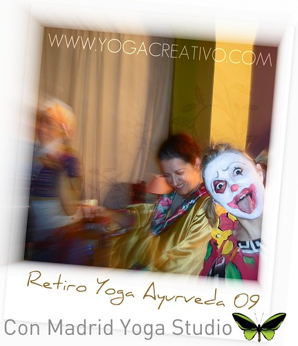 Retiro Yoga  Semana Santa 09-18