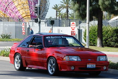 FORD MUSTANG 5.0 GT FOXBODY with OZ WHEELS (Navymailman) Tags: show california park ford car berry body farm fox forever fabulous 2009 fords knotts fff buena stang fabulousfordsforever foxbody foxbodymustang