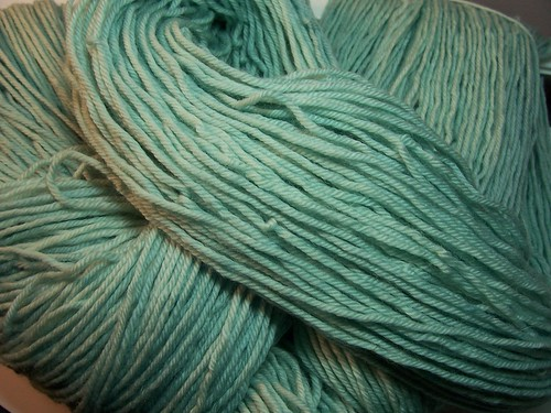 Tess' Superwash Merino Eucalyptus