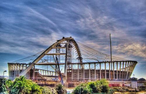 Moses Mabhida Stadium (Set)