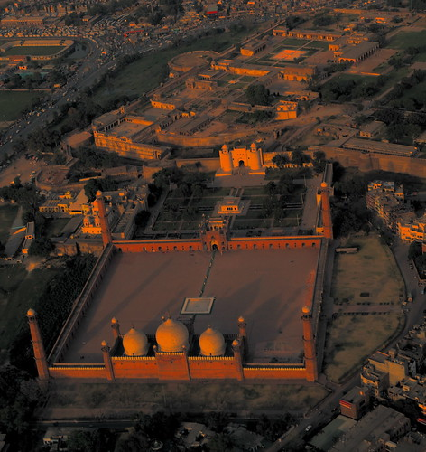 Badshahi, Iqbal and Fort