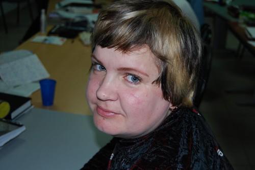 Maria Klepikova din Novokuznetsk