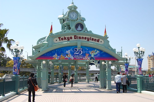 TokyoDisneyGate