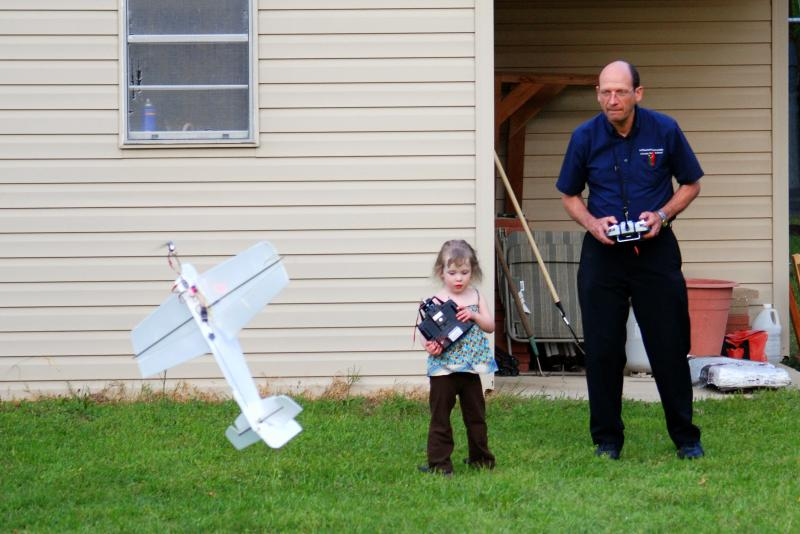 Flying Planes with Poppy