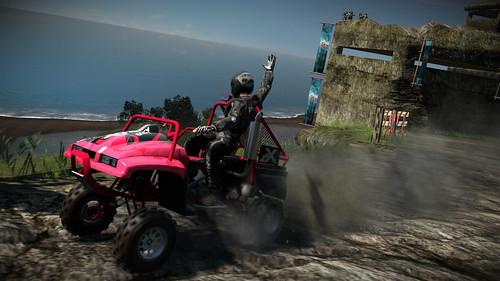 MotorStorm Pacific Rift - ATV