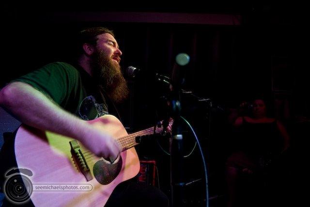 Rob Crow at the Soda Bar 50809© Michael Klayman-002