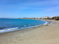 Playa de Estepona - La Rada (sakofotos) Tags: sea espaa paisajes beach andaluca spain playa costadelsol estepona mlaga maritimo flickrstar costaoccidental flcikrestrellas