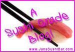 Sushi Grade Blog Award