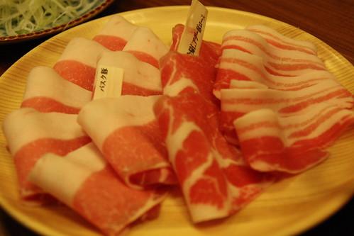 豚組 しゃぶ庵(六本木)
