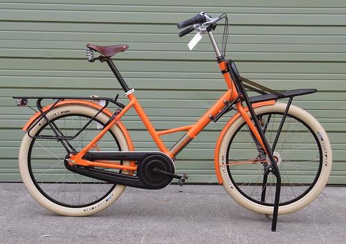 Bicicletta da lavoro