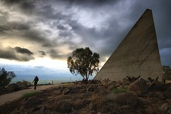 The Dark Side of the Golan (! .  Angela Lobefaro . !) Tags: trip travel