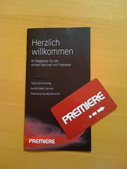 Premiere: Herzlich willkommen
