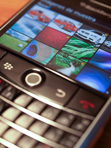 BlackBerry lanza una aplicación de intercambio de música