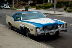Yo, I heard you liked exhaust pipes (dogwelder) Tags: california car automobile may customized burbank zurbulon6 2009 zurbulon