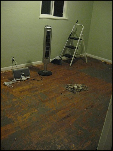 Sans carpet