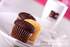 Bookshop Cafe (abdull) Tags: macro canon photography book cafe cupcake commercial kuwait bookshop 00 xsi abdullah bej strobist 450d alhamad theperfectphotographer