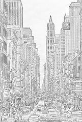 Broadway001 (upod247) Tags: street new york building america searchthebest broadway hdr picnik flickrsbest platinumphoto impressedbeauty goldenphotographer amazingamateur proudshopper