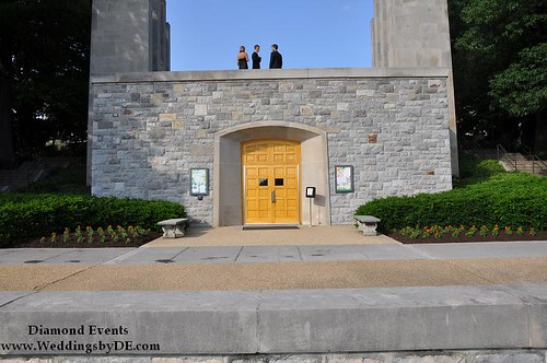 Virginia Tech War Memorial Chapel