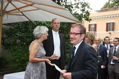Il ministro Maroni