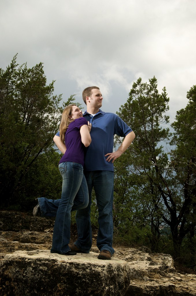 Dianne + David Engagement