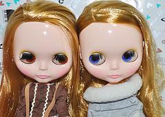My Hello Harvest twins