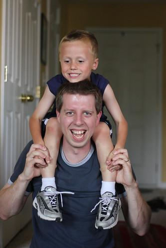 Andrew + Ian