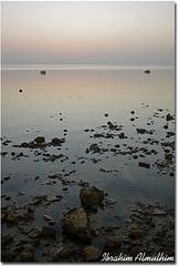 Seascape II    2 (Ibrahim Almulhim ) Tags: blue red sea sky color green beach yellow rock canon eos rocks kingdom saudi arabia ibrahim efs 1022mm hassa ahsa ksa f35  hofuf            almulhim uqair