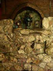 Mineral Fireplace