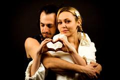 Imakokode & Forkawaza (Antti Suniala) Tags: portrait love hug heart homestudio imakokode forkawaza