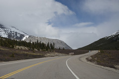 Winding Road (A. Wee) Tags: highway scenery icefieldsparkway