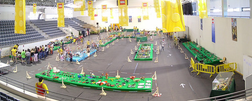2nd TOMARLEGO - Panoramic view of the event