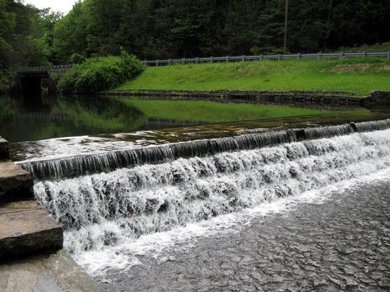 Ravensburg Dam (Click to enlarge)