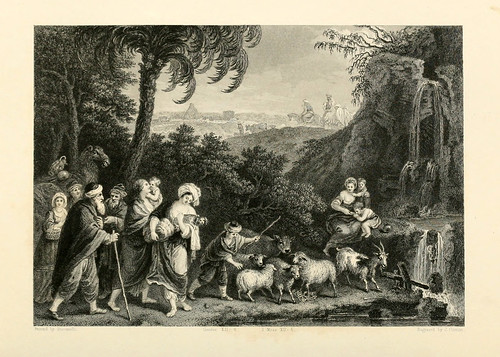 015- Partida de Abraham y Lot- Zuccarelli
